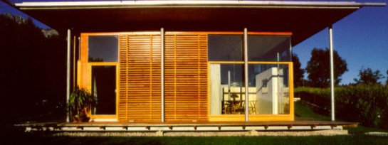 Doppelhaus A./F. Zu- und Umbau
