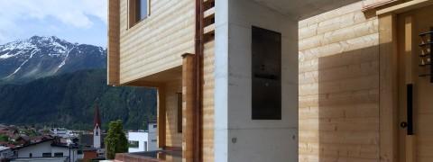 Wohn- und Ateliergebäude Frick in Umhausen