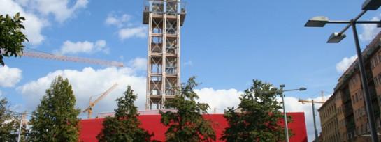 Aussichtsturm und Informationszentrum