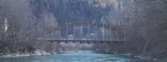 Brücke in Bruck an der Glocknerstraße