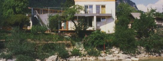 Einfamilienhaus D./M. Zu- und Umbau, Kramsach