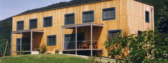 Doppelhaus Dygruber / Huber