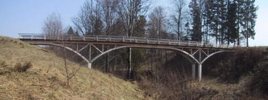 Brücke in Eugendorf