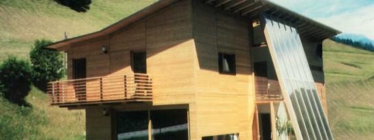 Einfamilienhaus F., Gries am Brenner