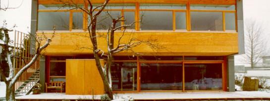 Einfamilienhaus F. mit Büro, Flaurling