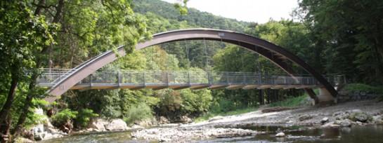 Furtbrücke über die Schwechat