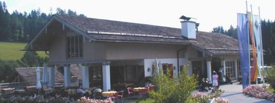 Golfclub Goldegg im Pongau/Vereinshaus