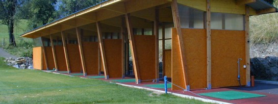 Golfclub Goldegg im Pongau/Golfabschlagplatz