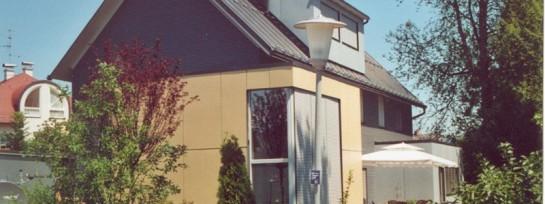 Einfamilienhaus Hofer, Stadt Salzburg