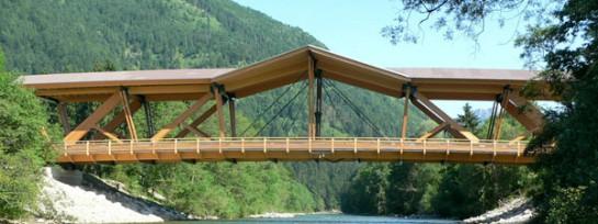 Brücke, Kössen