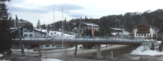 Brücke über den Katschbergpass, Schiweg