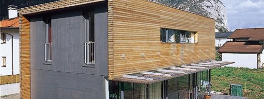 Einfamilienhaus Mayr / Salvator, Zirl