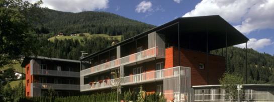 Mehrgeschossiger Wohnbau in Heinfels, Osttirol