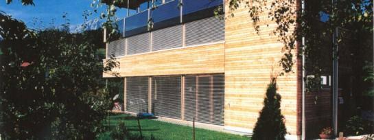 Einfamilienhaus Hauser/Horntrich, Natters