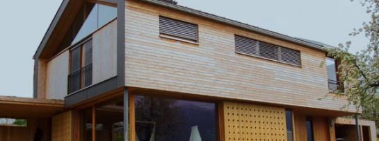 Einfamilienhaus in Röns