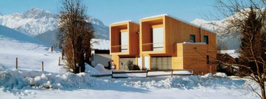 Doppelhaus Kröll-Straub