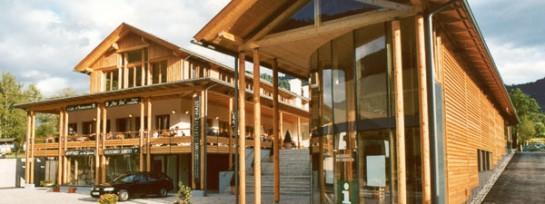 Veranstaltungs- und Seminarzentrum Weissensee-Haus, Kärnten