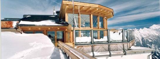 Bergrestaurant Ski-Arena Wildkogel, Neukirchen